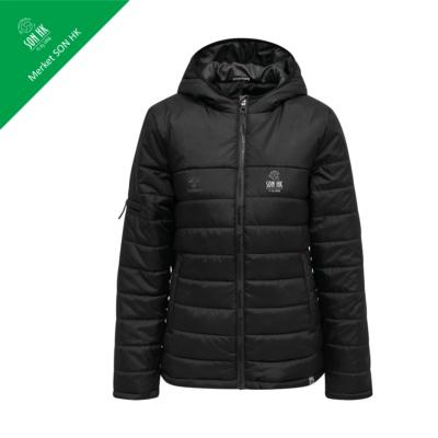 hmlNorth Quiltet Hood Jacket Women_sonHK1
