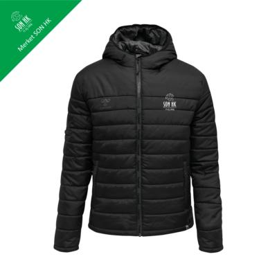 hmlNorth Quiltet Hood Jacket men_sonHK1